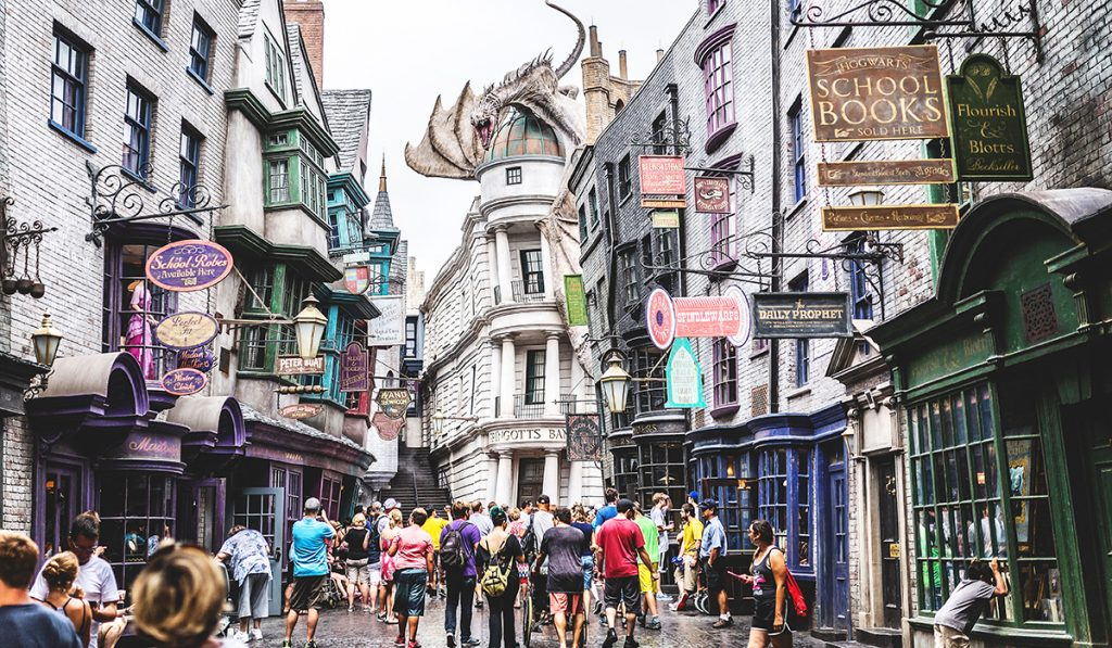 The Wizarding World of Harry Potter i London